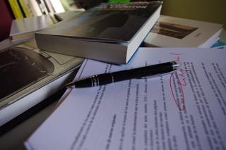 editing literario